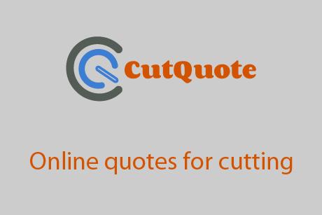 Cut Quote